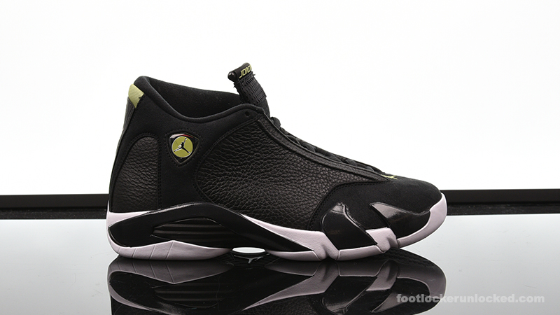 "870214917340 Air Jordan 14 Retro OG ""Indiglo"" – Foot Locker Blog"