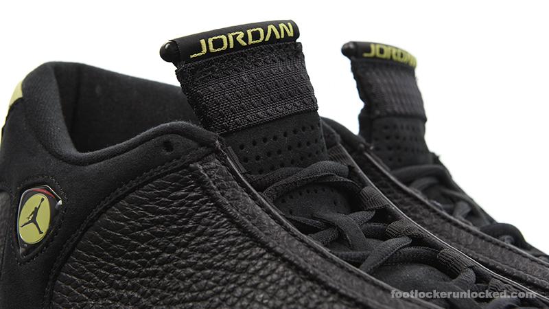 """online retailer dba12 09978 Air Jordan 14 Retro OG """"Indiglo"""" – Foot Locker Blog"""
