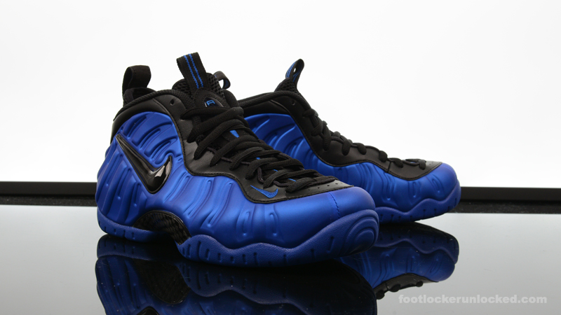 "new concept 88821 658d4 Nike Air Foamposite Pro ""Hyper Cobalt"" – Foot Locker Blog"