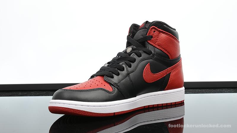 "wholesale dealer b8642 3aad6 Air Jordan 1 Retro High ""Banned"" – Foot Locker Blog"