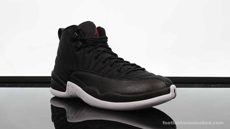 "the latest c3c3f 0d43a Air Jordan 12 Retro ""Black Neoprene"" – Foot Locker Blog"
