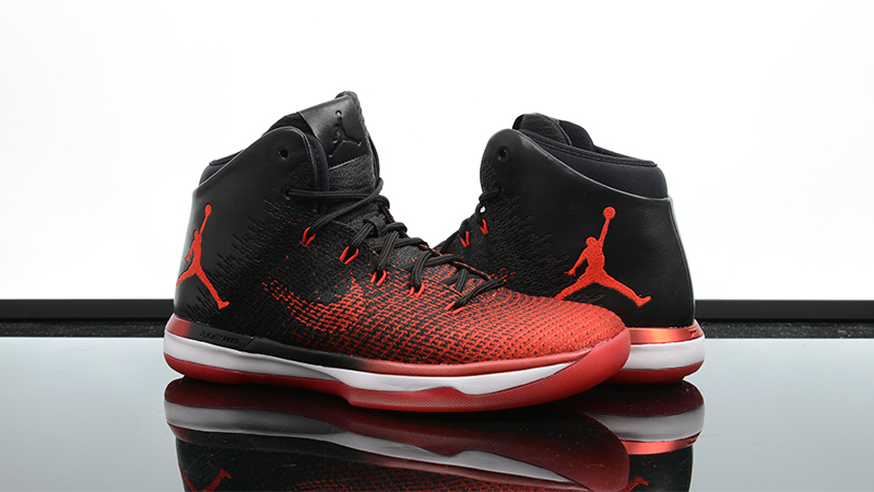 "919557b2f099 Air Jordan XXX1 ""Banned"" – Foot Locker Blog"