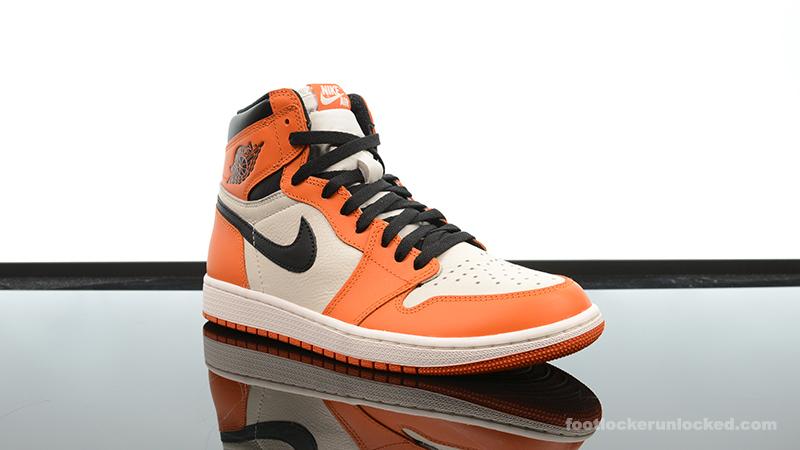 "1cdb46540390 Air Jordan 1 Retro High OG ""Shattered Backboard Away"" – Foot Locker Blog"
