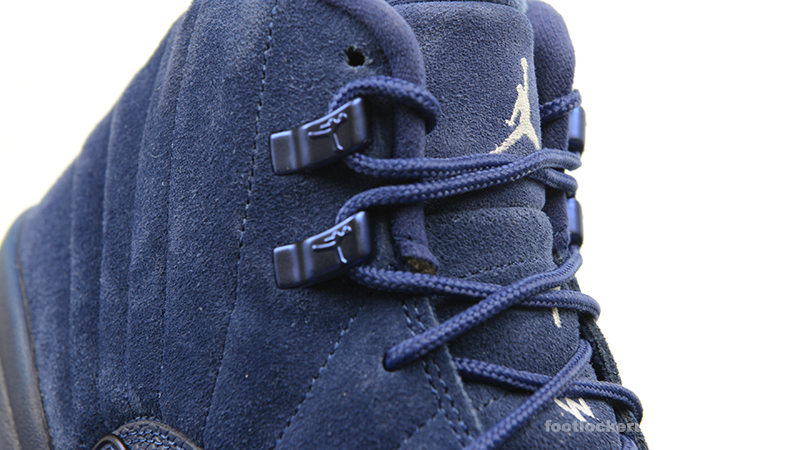 "uk availability c3552 17e42 Air Jordan 12 Retro ""Blue Suede"" – Foot Locker Blog"