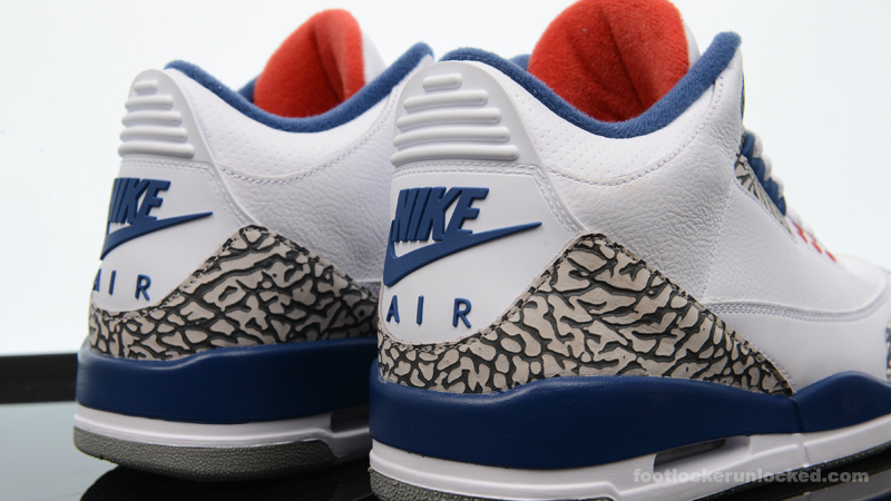 "18f0ce700968 Air Jordan 3 Retro ""True Blue"" – Foot Locker Blog"
