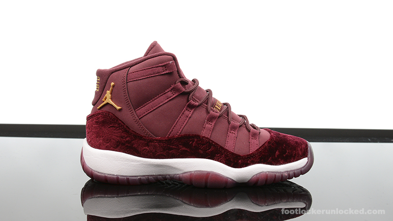 "reputable site 8ef56 09511 Air Jordan 11 Retro ""Heiress"" – Foot Locker Blog"