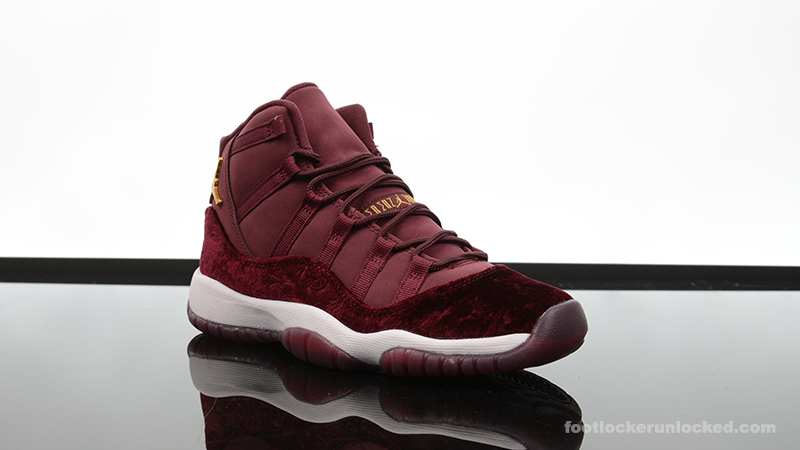 "reputable site 19f55 93d54 Air Jordan 11 Retro ""Heiress"" – Foot Locker Blog"