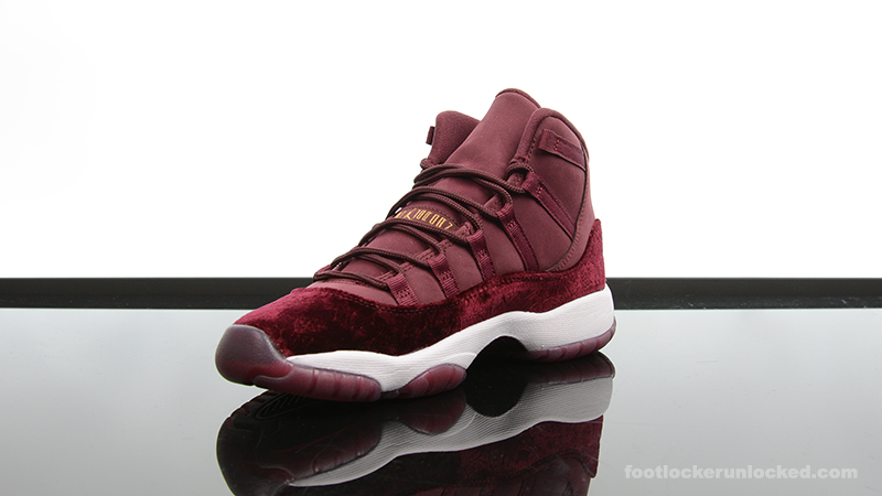 "reputable site 0581b 9ffe8 Air Jordan 11 Retro ""Heiress"" – Foot Locker Blog"
