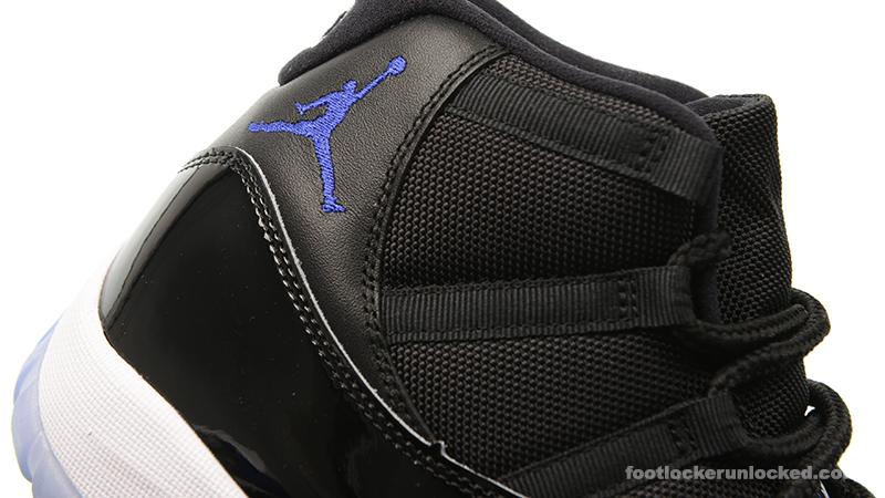 "info for 874c3 0fcea Air Jordan 11 Retro ""Space Jam"" – Foot Locker Blog"