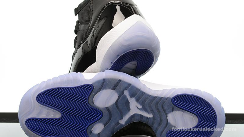 "info for 74fee ee8b7 Air Jordan 11 Retro ""Space Jam"" – Foot Locker Blog"