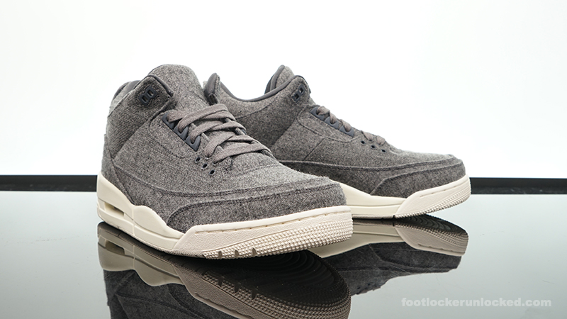"Air Jordan 3 Retro ""Wool"" – Foot Locker Blog 6d12d0385"