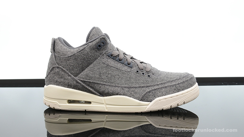 "f11a6ee1ce3 Air Jordan 3 Retro ""Wool"" – Foot Locker Blog"