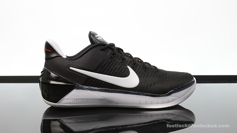 1fd8968f04d70 ... best price foot locker nike kobe ad black white 2 2648f 5e234