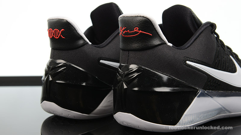 best sneakers ad7d4 b2c9e Nike Kobe A.D. Black/White – Foot Locker Blog