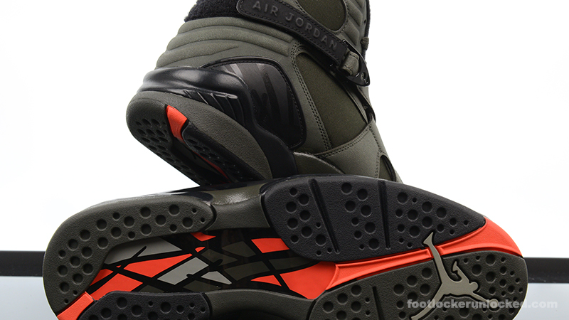 "6914fd0148e3 Air Jordan 8 Retro ""Take Flight"" – Foot Locker Blog"