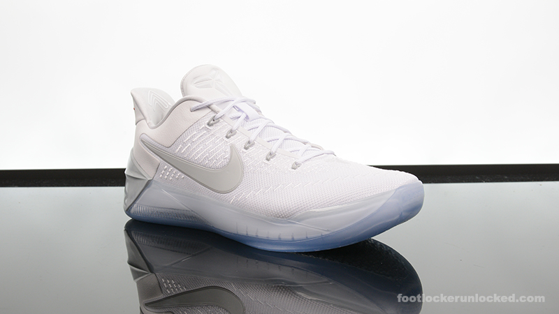 "4ecfbda593f Nike Kobe A.D. ""Chrome"" – Foot Locker Blog"