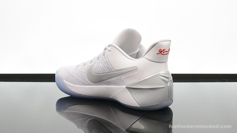 "849a62ba59c6 Nike Kobe A.D. ""Chrome"" – Foot Locker Blog"