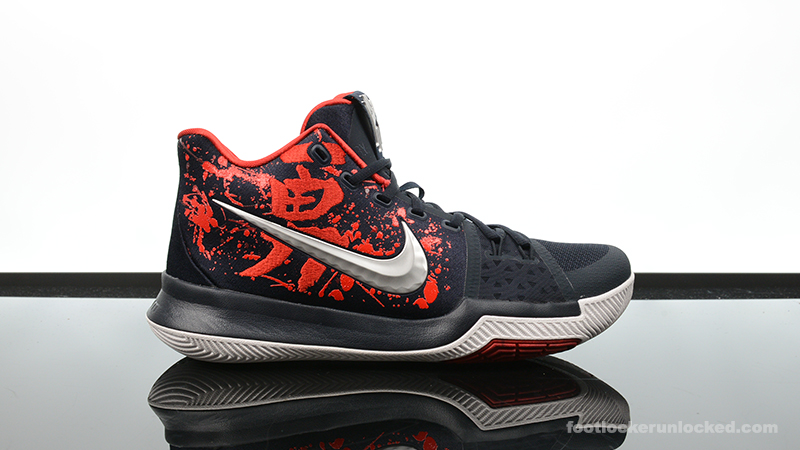big sale d1e58 b414e Foot-Locker-Nike-Kyrie-3-Samurai-2 ...