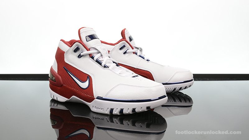 "e45a8ba05361 Nike Air Zoom Generation ""First Game"""