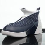 """Air Jordan 15 Retro """"Obsidian"""" via Foot Locker Unlocked"""
