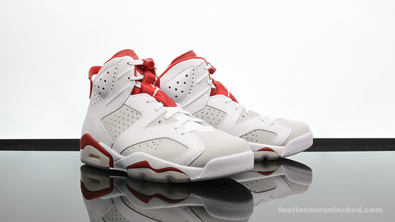 "72abe3defa4 Air Jordan 6 Retro ""Alternate"" – Foot Locker Blog"