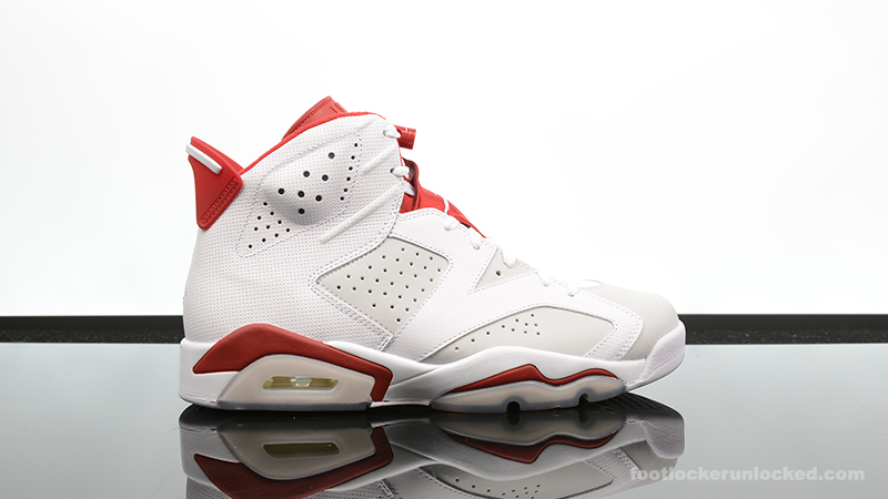 "78ca4bd4d82 Air Jordan 6 Retro ""Alternate"" – Foot Locker Blog"