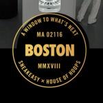 A Window to What's Next – Sneakeasy Boston Opens January 3rd via Foot Locker Unlocked